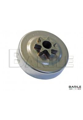 Campana Frizione / Pignone 7 Denti Motosega STIHL 026 - MS 260 - 270 - 280