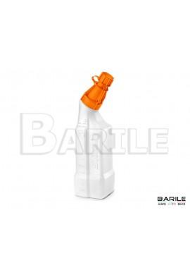 Bottiglia / Tanica Trasparente Graduata 1 Litro Carburante - Miscela STIHL